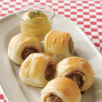 Sausage RollsRecipe