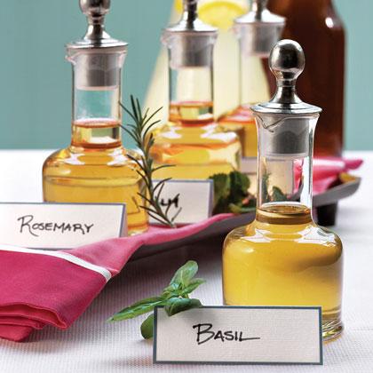 Basil Simple Syrup