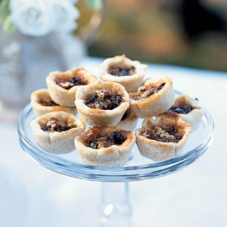 Kentucky Chocolate Nut Tartlets