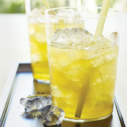 Lemon Grass and Ginger Iced Tea Recipe