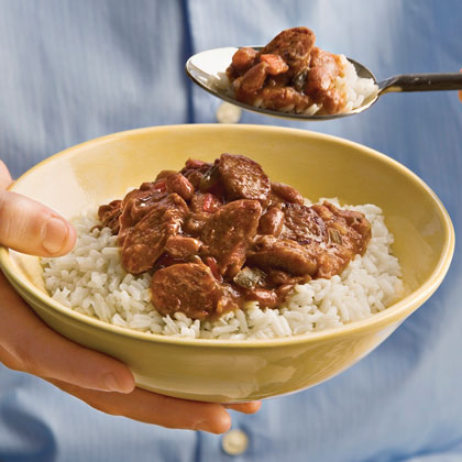 Red Beans and Sausage Recipe