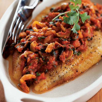 Pescado Veracruzana (Snapper Veracrúz) Recipe
