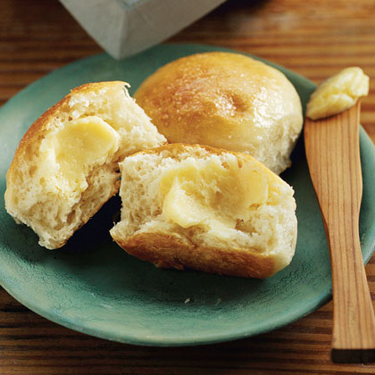Honey Yeast RollsRecipe