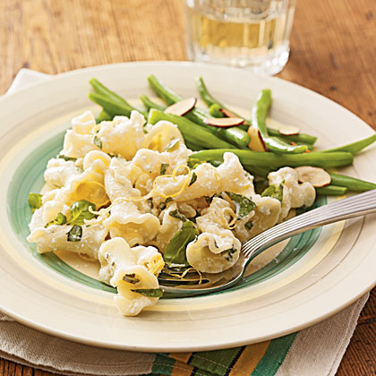 ricotta-lemon-basil-pasta Recipe
