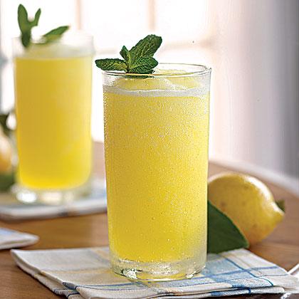 Frozen Lemonade Recipe Myrecipes