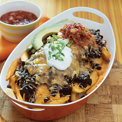 Southwestern Smothered Fries