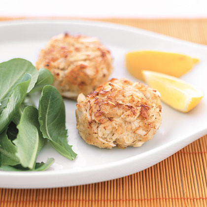 Quick Crab Cakes Recipe