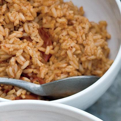 Red Rice Recipe