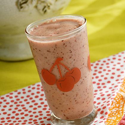Fresh Cherry Smoothie Recipe