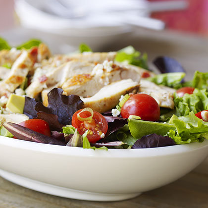 Chicken Cobb Salad Recipe | MyRecipes