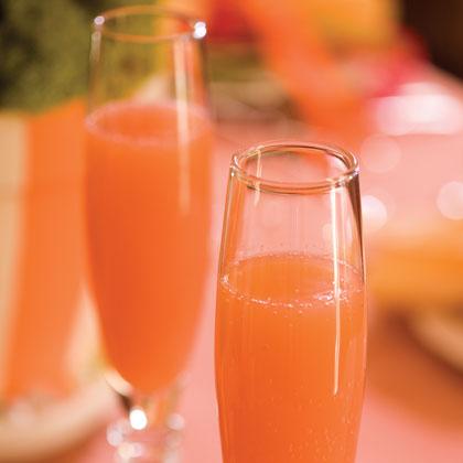 Blushing Mimosas Recipe