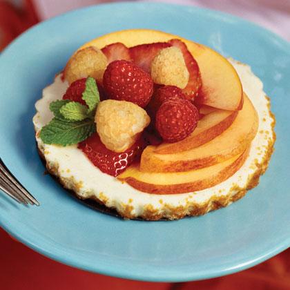 Cheesecake TartsRecipe
