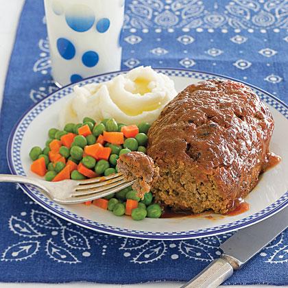 Mini Meat Loaves Recipe