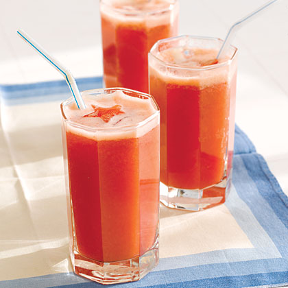 Strawberry Citrus Punch