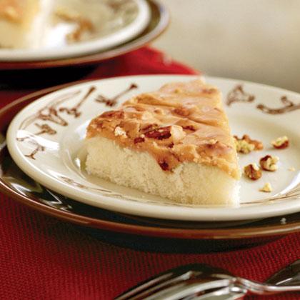 Blond Texas Sheet CakeRecipe