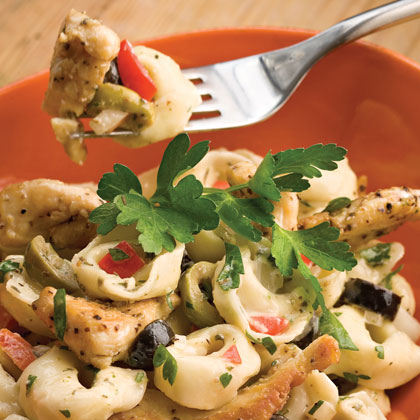 Summer Tortellini SaladRecipe