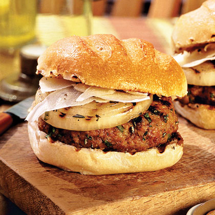 Tasty Turkey Burgers