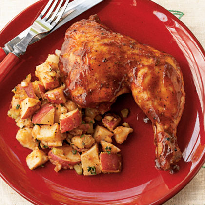 Kansas City Barbecued Chicken Recipe