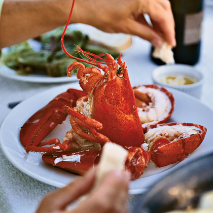 Boiled Lobster Recipe Myrecipes