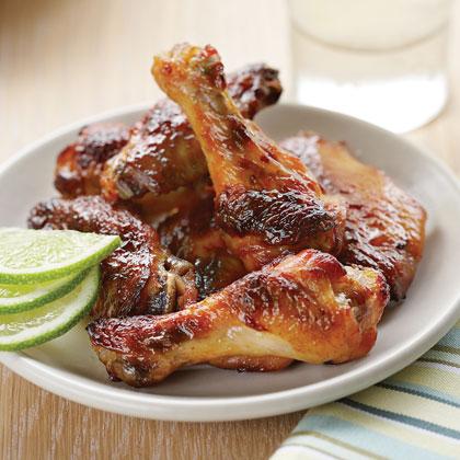 Margarita Chicken Wings Recipe