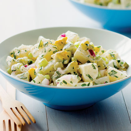 Classic American Potato Salad
