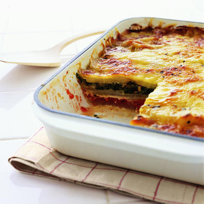 """Potato """"Lasagna"""""""