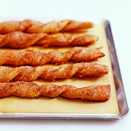 Cinnamon TwistsRecipe