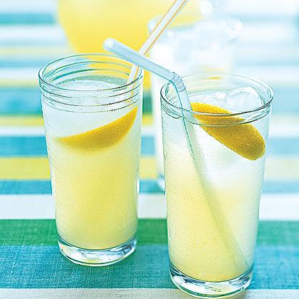 Ginger LemonadeRecipe