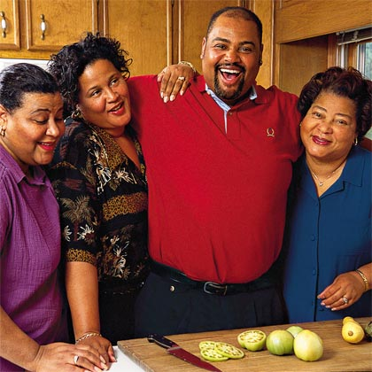 Family Reunion - Curtis Aikens In the Kitchen