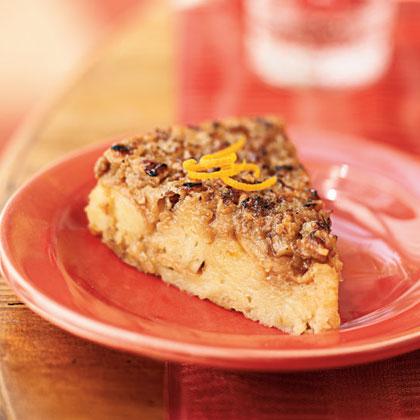 Spirited Bread Pudding Recipe