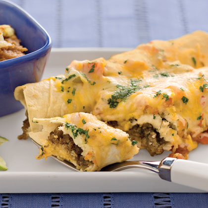 Easy EnchiladasRecipe