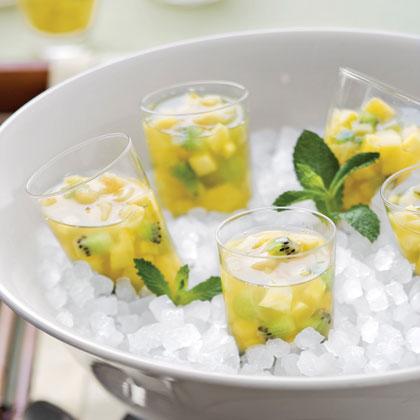 Tropical Fruit MedleyRecipe