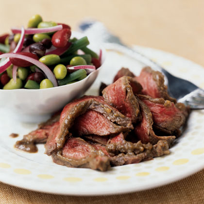 Miso-Marinated Skirt Steak Recipe