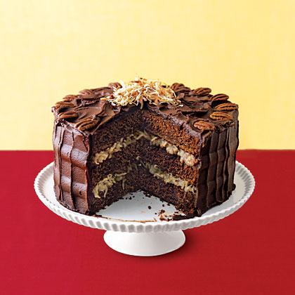 Easy recipes for german chocolate cake