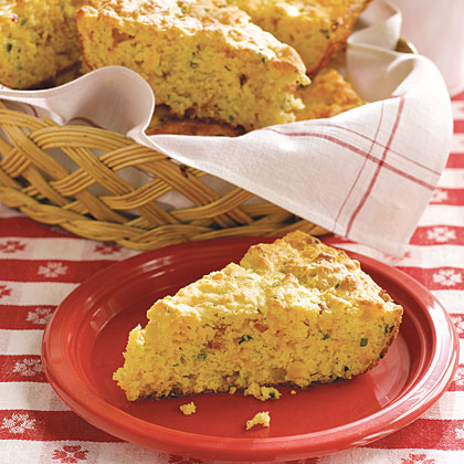 Super Skillet Corn BreadRecipe