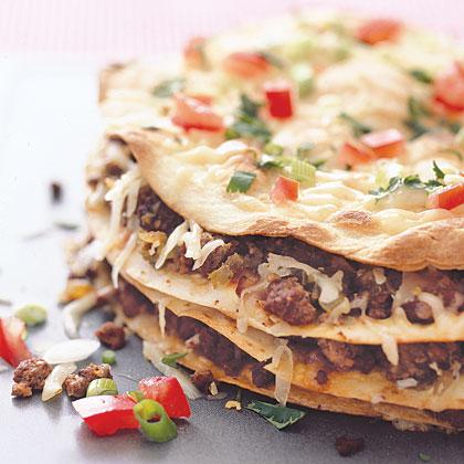 Tortilla Pie Recipe - 0   MyRecipes.com
