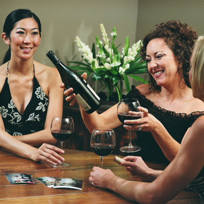 Throw a Pairing Party: Tour the Wine Country at Home