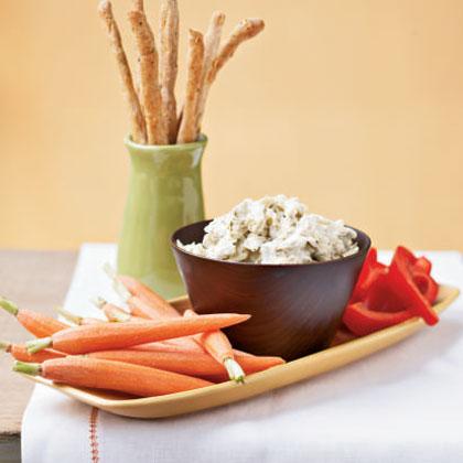 Creamy Artichoke Dip Recipe1 MyRecipes