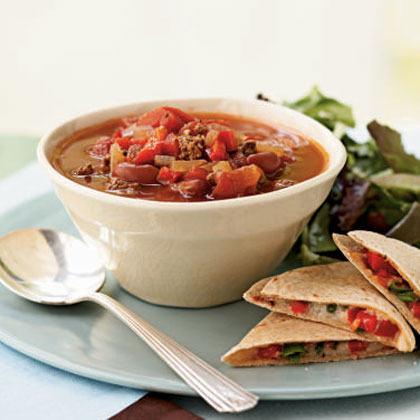 <p>Beef and Beer Chili</p>