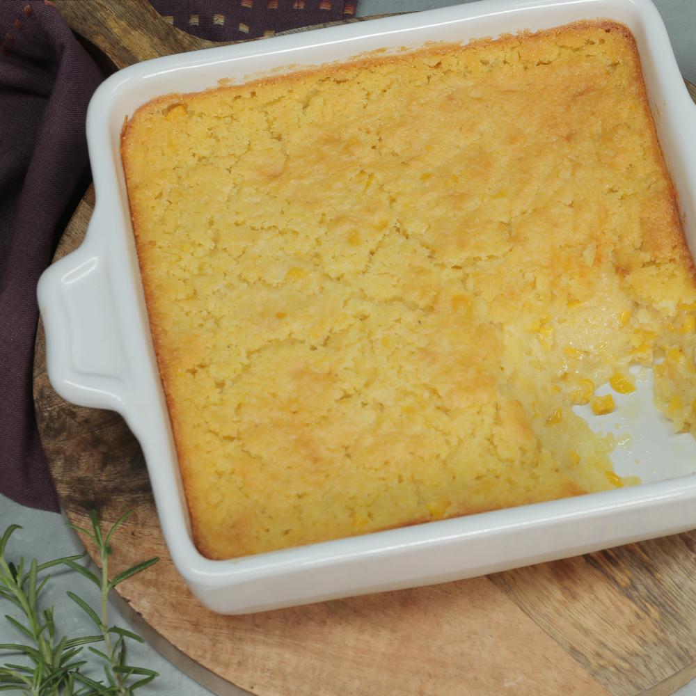 <p>Easy Corn Casserole</p>