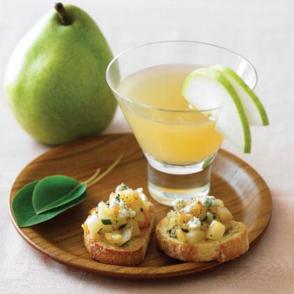 Pear Sidecar Recipe