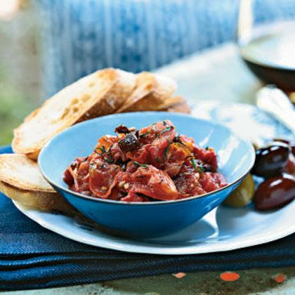 Tomato Tapenade