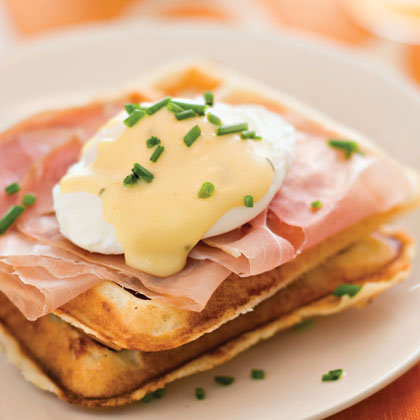 Waffles BenedictRecipe