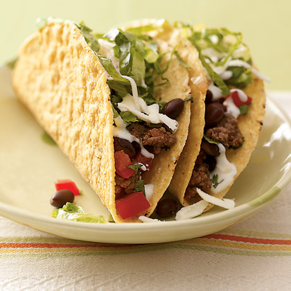 Build-Your-Own TacosRecipe