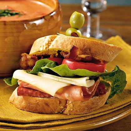 Italian BLT Sandwiches