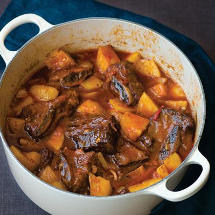 Paprika Short-rib Beef Stew