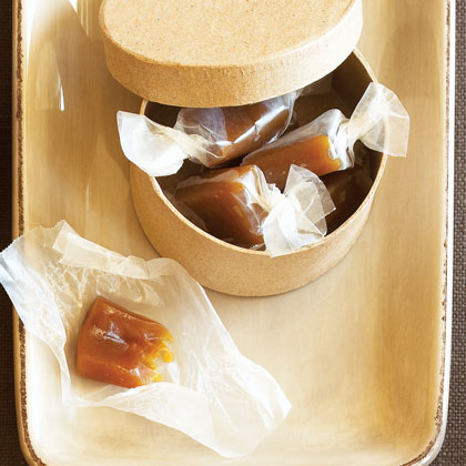 Butterscotch Caramels Recipe