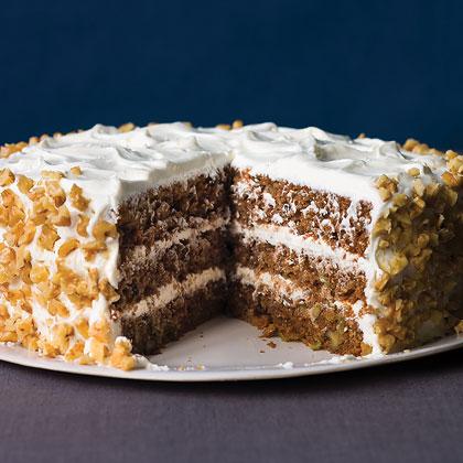 Apple carrot cake recipes