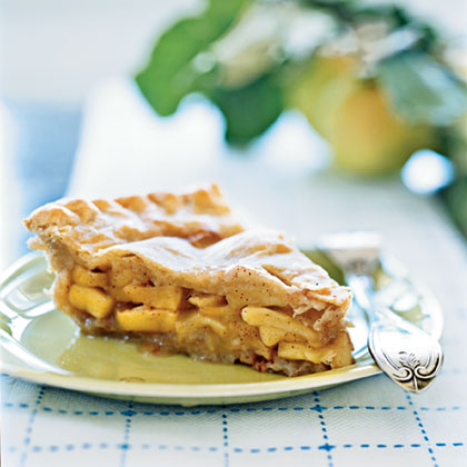 Adreena Barmakian and Jayne Cohen's Apple Pie