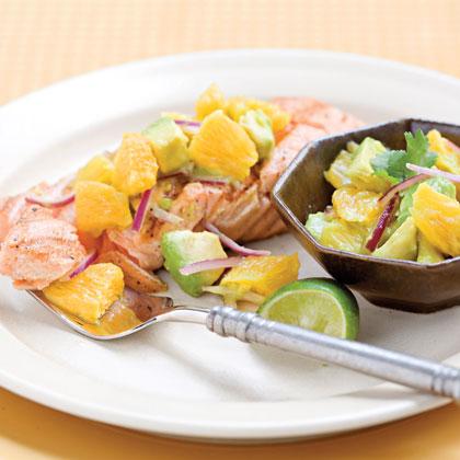 Orange-Avocado Salsa Recipe